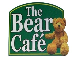The Bear Cafe Honnor and Jeffrey Isle of Wight