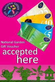 HTA National Garden Gift Voucher